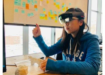 Sculpt Trace – Teaching Arts in Mixed-Reality@MIT Media Lab Virtually Reality Hackathon 2019