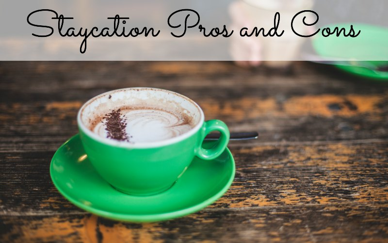 staycation pros and cons