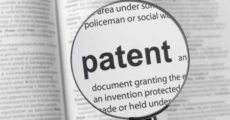 patent banner