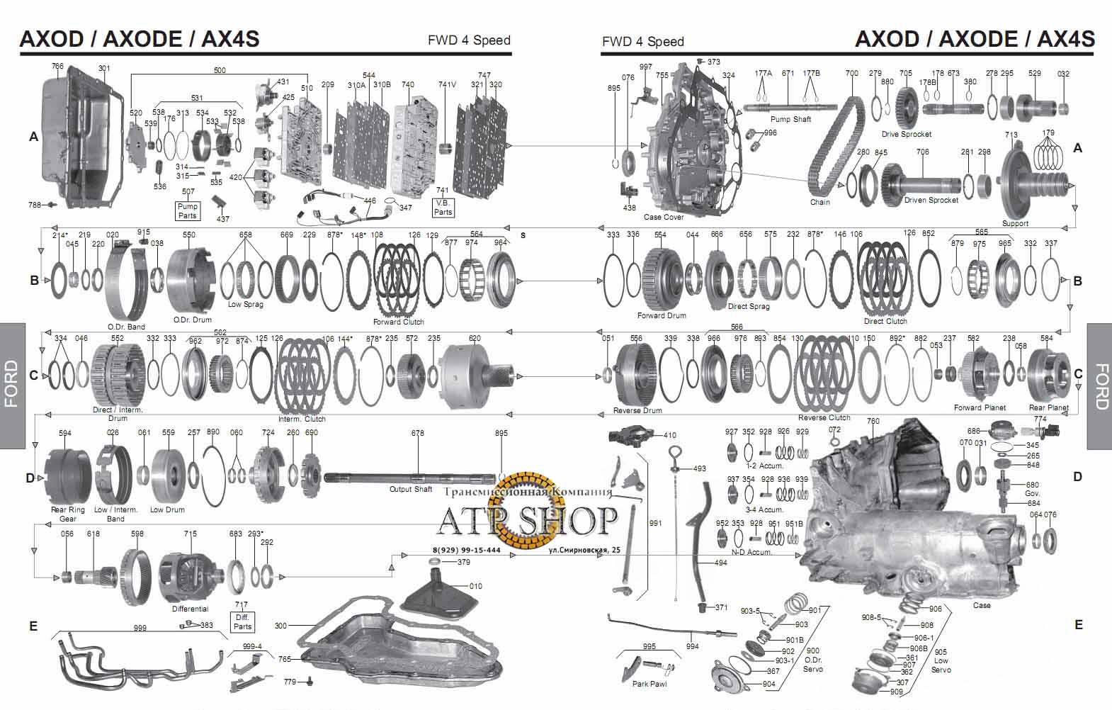 Ford Axode Diagram Ford Maintenance Records Elsavadorla