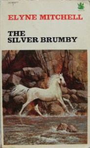 Silver Brumby - cover image