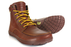 Womens leather russet boulder boot