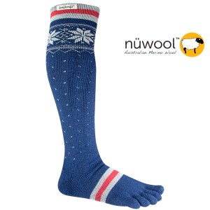 Injinji Snow Toe Socks nordic