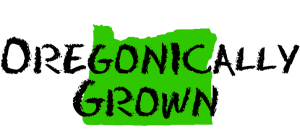 Oregonically Grown T-shirt