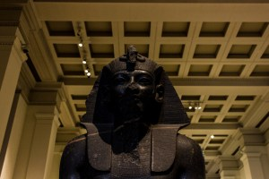 Professional Photography Stone Sculpture From Kemet Egypt Of King Amenophis III In British Museum London
