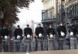 Policing the pride parade
