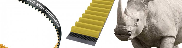 ContiTech Synchrochain Belts for Agricultural Machinery