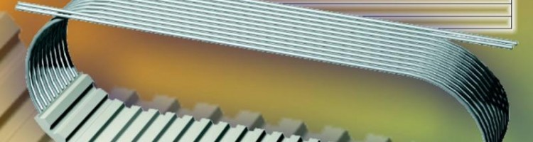 BRECOflex timing belts now available as 'StandardPlus' for precision positioning applications