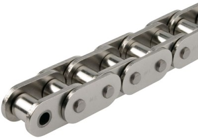 MARATHON Triplex Straight Side Plate Maintenance-Free Chain