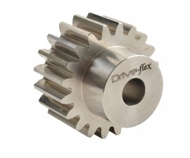 Metric Spur Gears in Stainless Steel