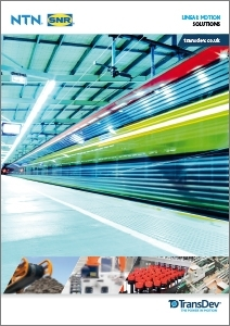 NTN-SNR Linear Solutions Brochure