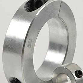 Metric Bore Shaft Collars in Steel & Stainless Steel