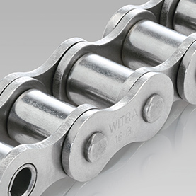 Triplex Roller Chains ISO 606