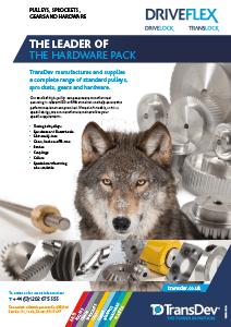Driveflex Hardware Leaflet