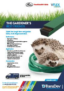 Garden Belts Leaflet