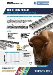 Marathon Maintenance-Free Chain Leaflet