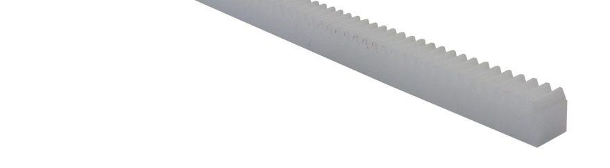 Acetal/Delrin® Metric Racks Range Expands