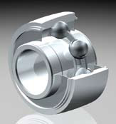 Stainless Steel Bearing Housing Inserts – SUC200 Series