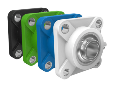 FPL Series Thermoplastic Bearing Housing Units with Stainless Steel Inserts