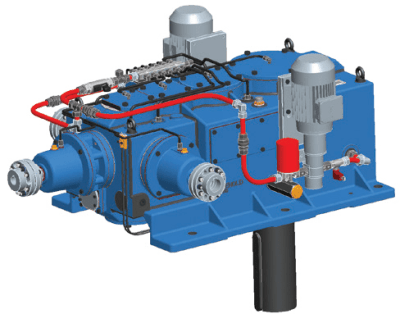 Renold Custom Gearbox Solutions