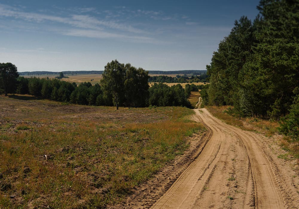 TET Poland Trans Euro Trail Europes Dirt Road Adventure