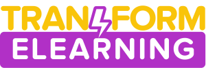 transform e-learning logo