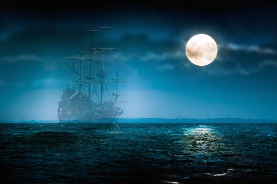 Image result for Images of a ghost ship