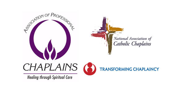 Strengthening Chaplaincy Certification with Research:  APC, NACC and Transforming Chaplaincy Launch Initial Research
