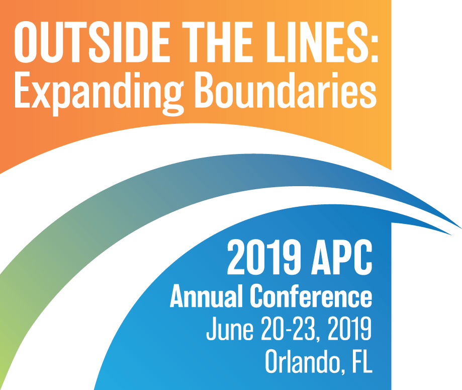 "Conference announcement: APC 2019 ""Outside the Lines: Expanding Boundaries"""