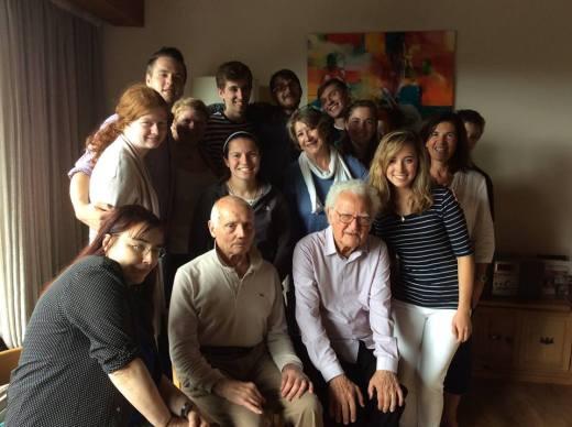missionaries and parishioners