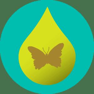 logo van Transformerende Aromatherapie 300x300px