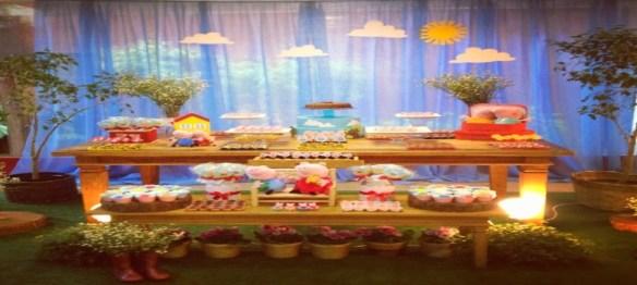 aluguel de decoração para festa infantil