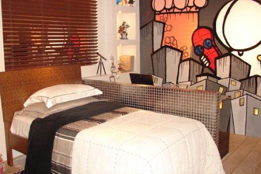 Decoração de quartos de adolescentes