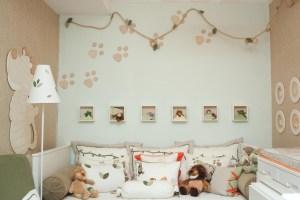 decoracao de quarto de bebe safari 2