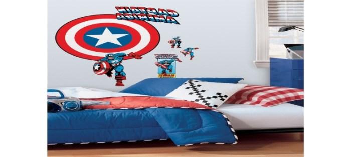Tema de Super-Heróis na Decoração de Quarto Infantil Masculino