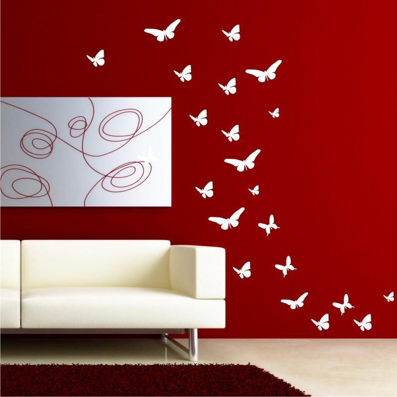 Adesivo Kombi Geladeira ~ Adesivos de parede para sala de estar, saiba como usar