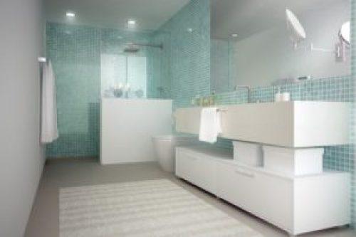 armários planejados para banheiro
