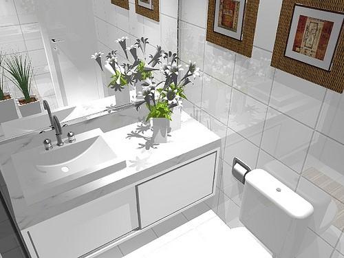 armários planejados para banheiro.