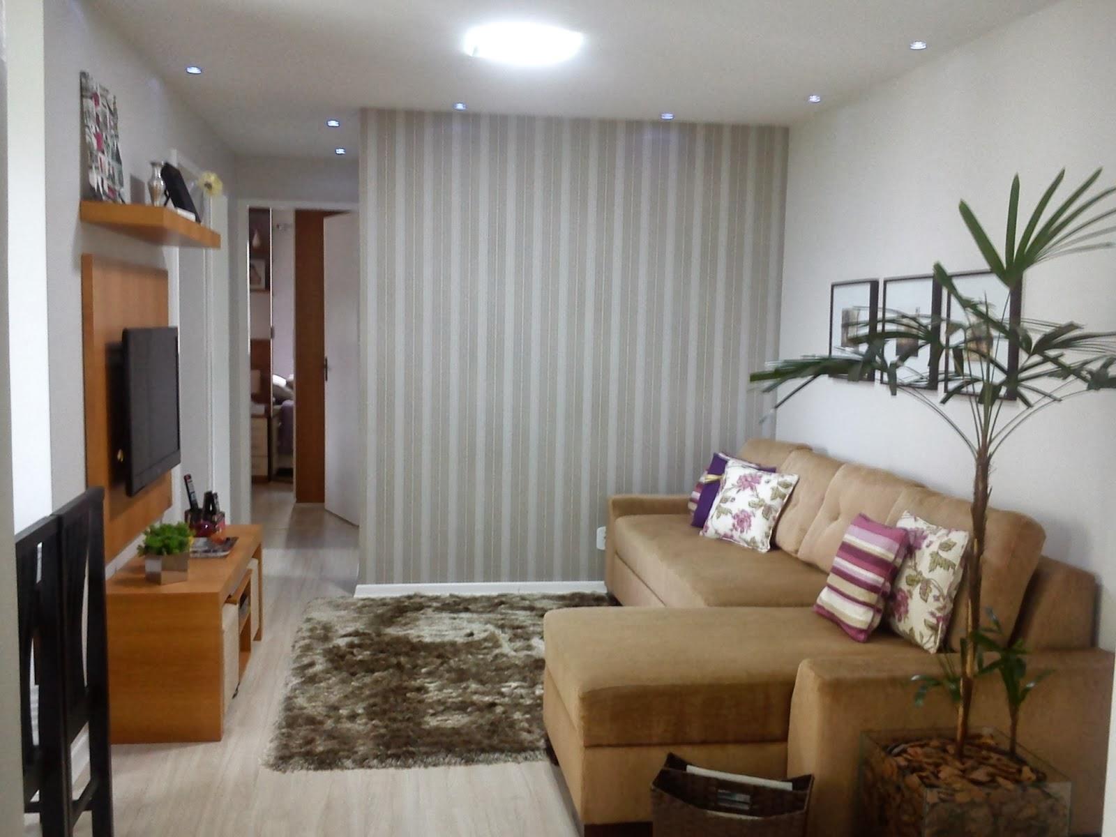 Dicas De Como Decorar Uma Sala Pequena Decore J  -> Como Decorar Uma Sala De Estar Muito Pequena