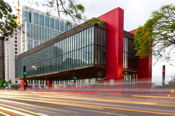 Museu de Arte de São Paulo - Lina Bo Bardi