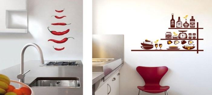 Porque Amamos Adesivos Para Decorar A Cozinha