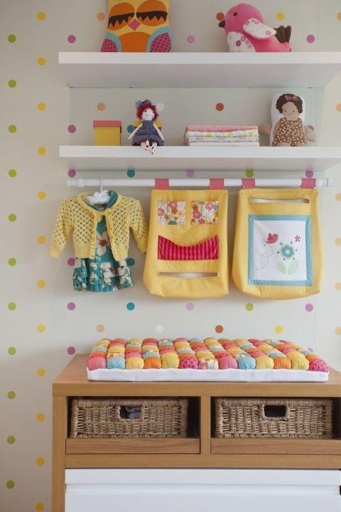adesivos de parede para quarto de bebê12