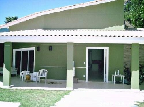 cores de fachadas de casas modernas1