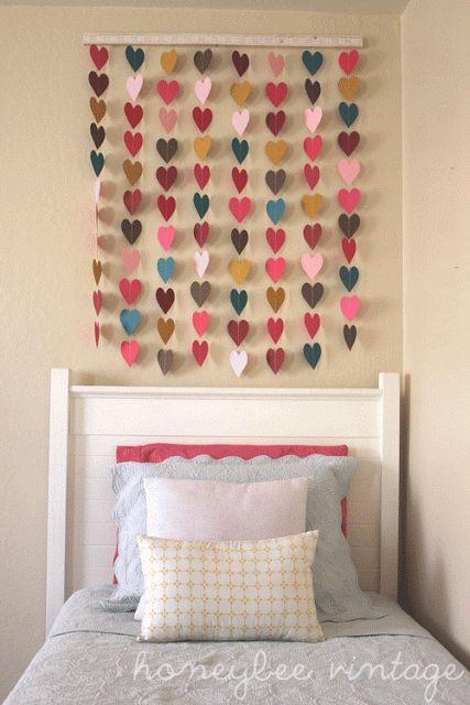 Ideias criativas e baratas para decorar o quarto
