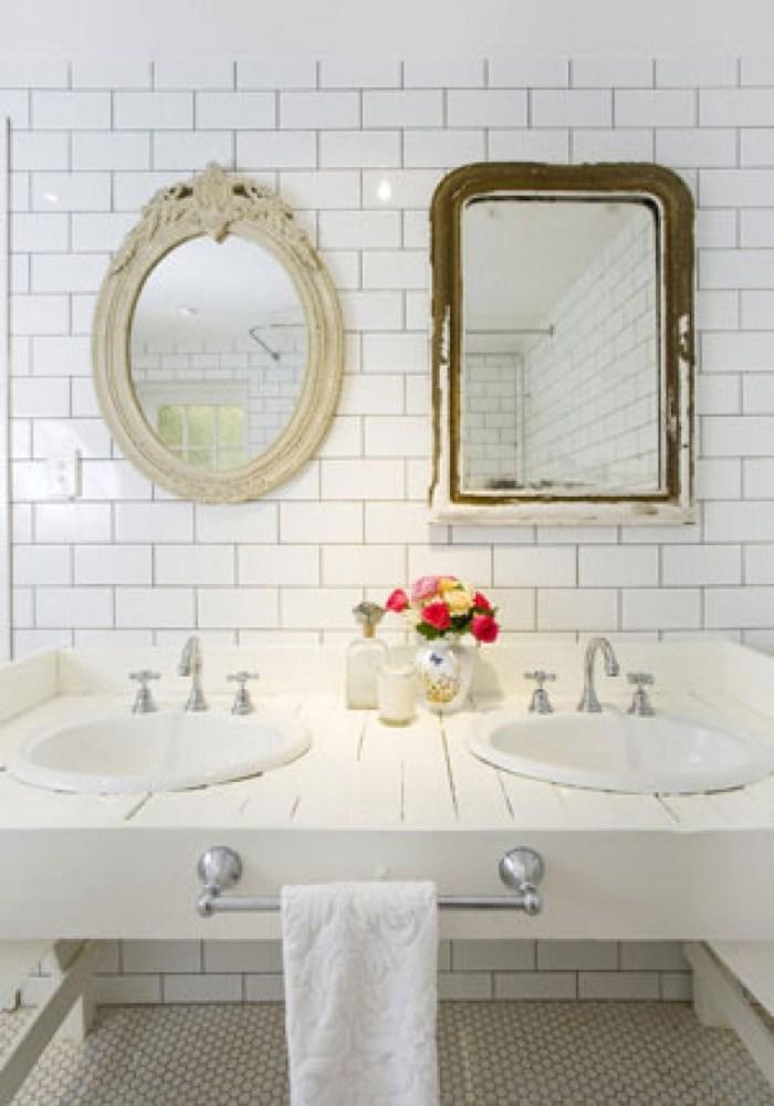 espelho Decoração para Banheiro