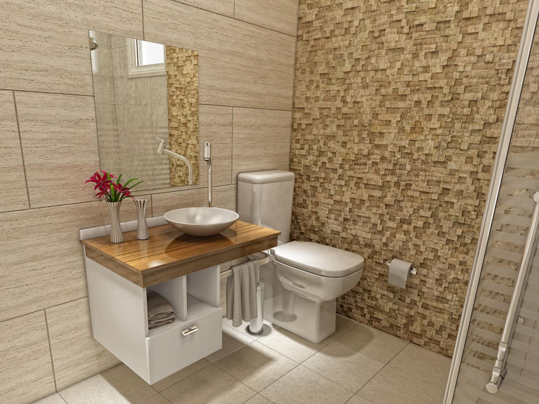 Modelos de banheiro com pastilhas para voc criar sua decora o - Adsl para casa barato ...