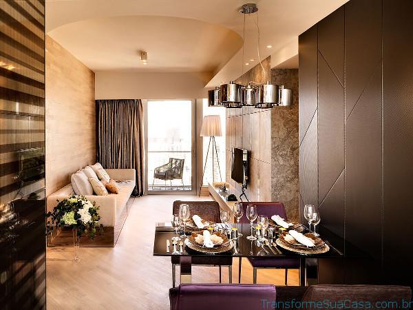 Apartamento de luxo – Como decorar 5 dicas de decoração como decorar como organizar