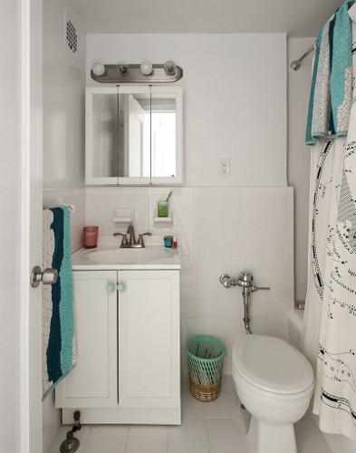 Banheiros pequenos – Dicas de decoração, fotos (3) dicas de decoração fotos