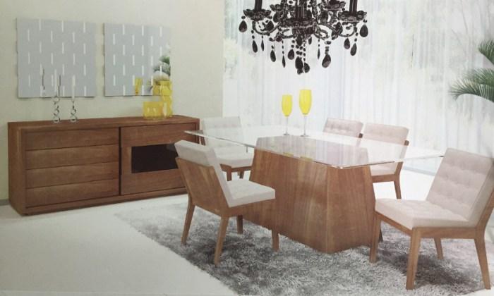 Cadeiras modernas para sala de jantar – Estofadas, Design (2) dicas de decoração fotos