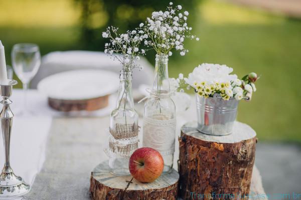 Casamento Rústico – Como decorar 1 dicas de decoração como decorar como organizar
